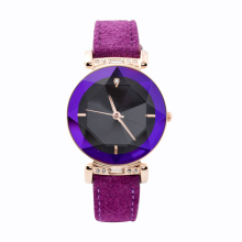 New Style Casual Analog Quartz Leather Band Ladies Vintage Watches
