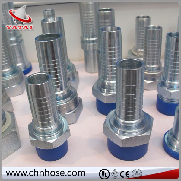NBR material tube fitting male adaptor for water supplying