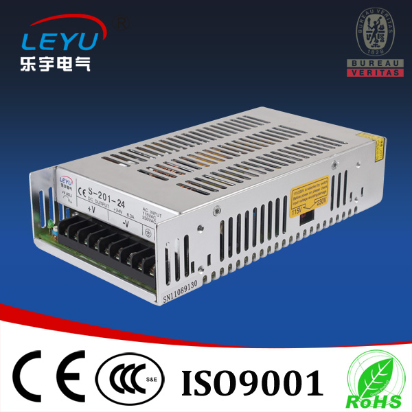 Hot sale 200W 220v 24V 8.3A led ac dc switching power supply 24volt smps