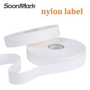 Custom Design polyester satin/cotton/nylon taffeta Clothing Labels tape safe wash care Label Printing for garment