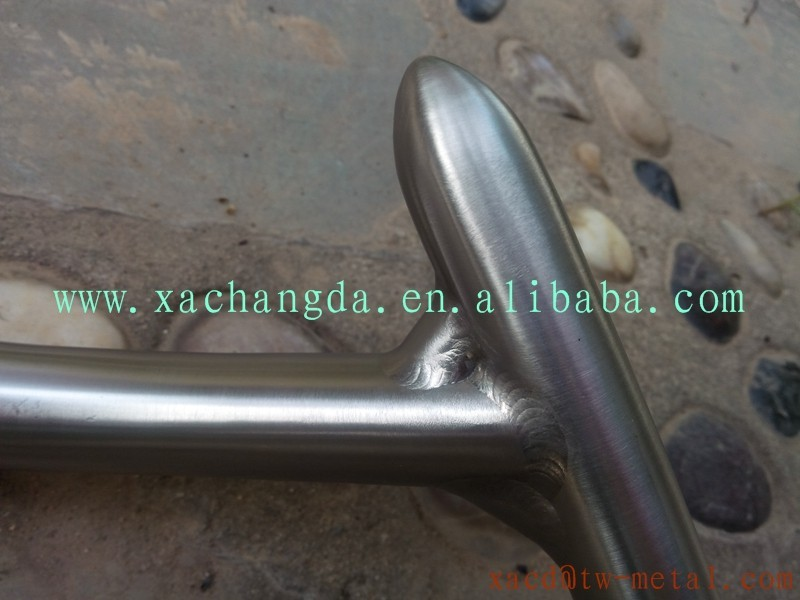 chinese titanium handle bar super light titanium bike handlebar bicycle handlebar titanium TT handlebar