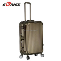 High Quality Aluminum Magnalium Luggage Hard Case for Travelling With GPS-8 colors