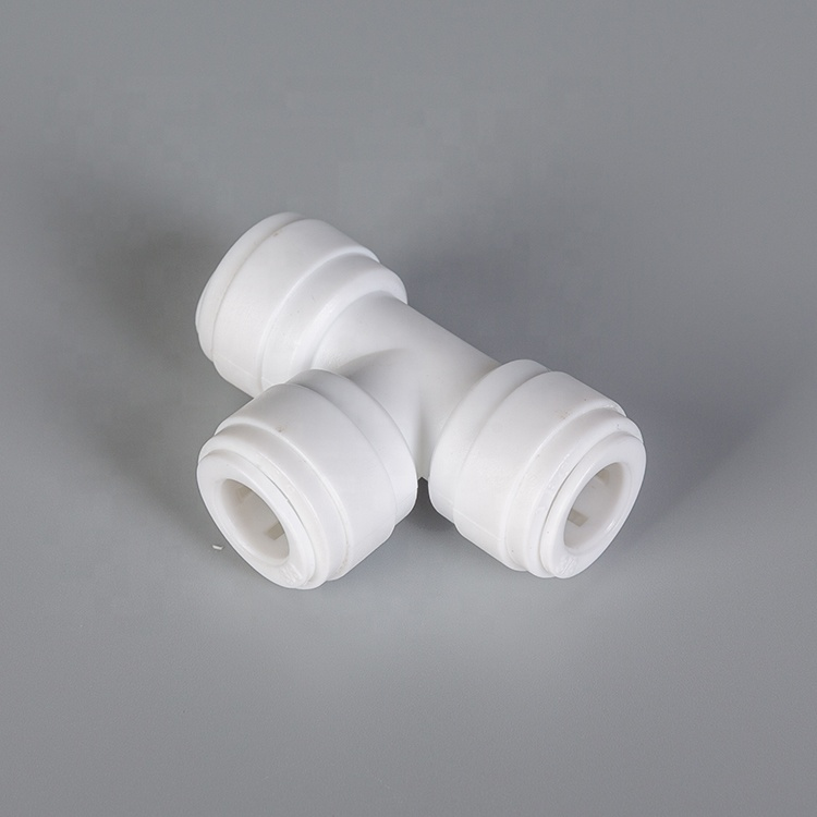 China quick connector koppeling water tube fittings