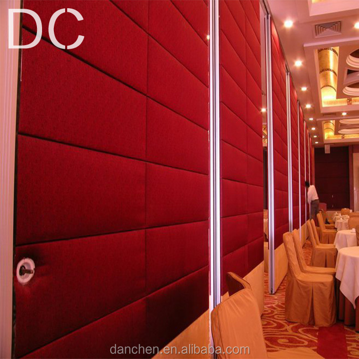 Insonoris es cloison mobile acoustique pliage mur paravent fixe cloison de bureau id de for Prix cloison mobile