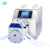 Vegetable glycerin & e liquid high accuracy dispensing peristaltic pump with servo motor