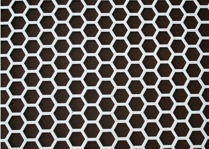 Stainless Steel Honeycomb Perforated Mesh Buy Honeycomb