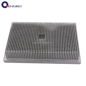 Customize Aluminum Cold Forging Heat Sink