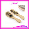 New Arrival Massage wooden hair comb professional wooden brush
