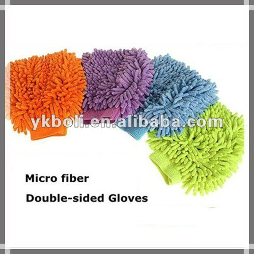 Microfiber Chenille Car Cleaning Wash Mitts