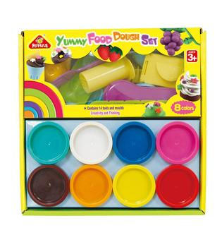 Yummy Food Dough Set 2018 hot sale EN 71 and ASTM play dough