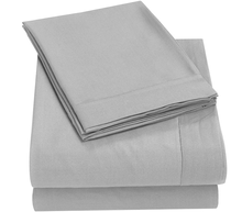 100% Soft Brushed Microfiber 1800 Luxury Bedding Collection Bed Sheet Bedding Set
