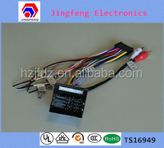 auto spare parts/car wiring harness for chevrolet trax audio navigation&gsp  system