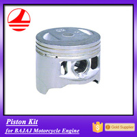 Factory export motorcycle engine 100CC piston kit bajaj