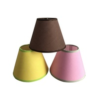 OEM Simply Design Colored Lamp Shade Cover