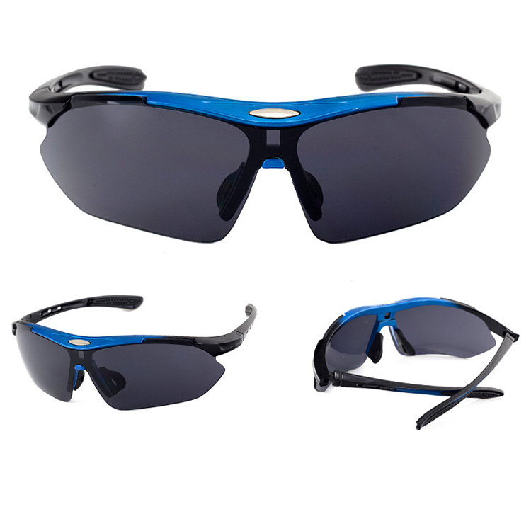 Private Label Most Popular Mans Outdoor Sport Sunglasses Cycling