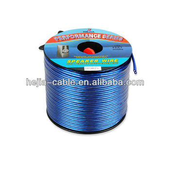 Best Speaker Wire >> Best Quality Round Transparent Speaker Cable Speaker Wire Buy Transparent Cable Speaker Cable Sperker Wire Product On Alibaba Com