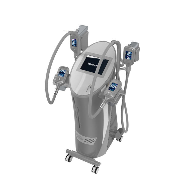 Highly Effective 4 Handles Cool Cryolipolysis Machine For Weight Loss (  Export To Usa,Canada,Europe,Uk etc) - Buy Cool Cryolipolysis