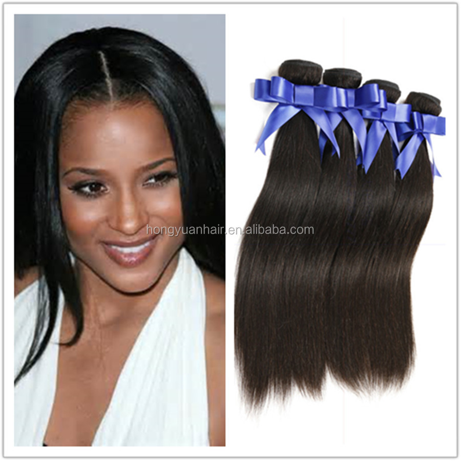 2015 Hot Wholesale 100% Virgin Remy Straight Indian Hair High Quality Wholesale Price Hair