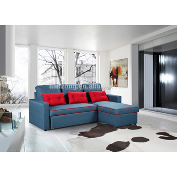 Storage Sectional Pull Out Sofa Bed Lz712f - Buy Pull Out Sofa Bed Product  on Alibaba.com