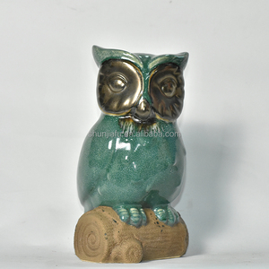 Blue Ceramic Owls Supplieranufacturers At Alibaba