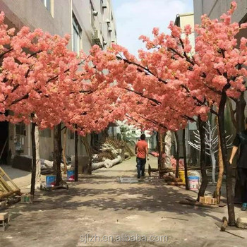 China Artificial Tree Supplier Arch Of Flowers For Wedding Garden ...