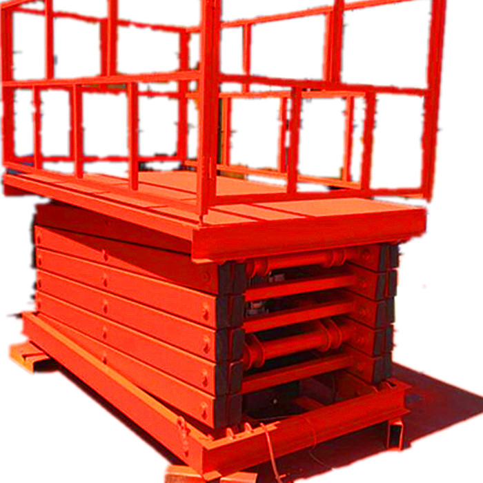 Fixed Type Hydraulic Scissor Lift Platform