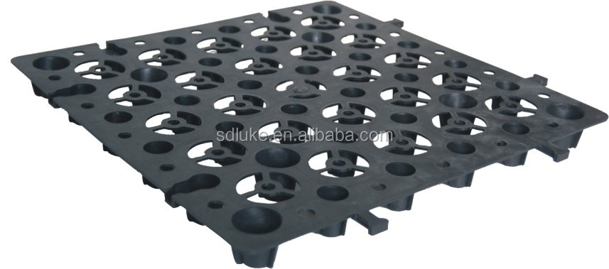HDPE Storage and Drainage Board for Roofing Garden