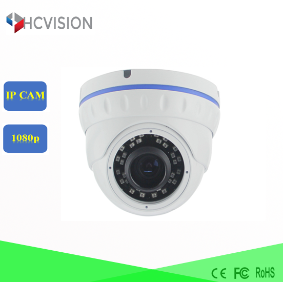 2 megapixel 1080p security camera 220V 48V RJ45 IEEE 802.3af poe security camera ip video surveillance