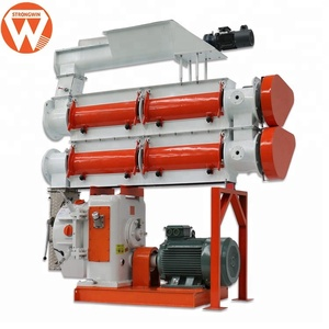 Competitive prices poultry feed mill machine pelletizer machine for animal feeds