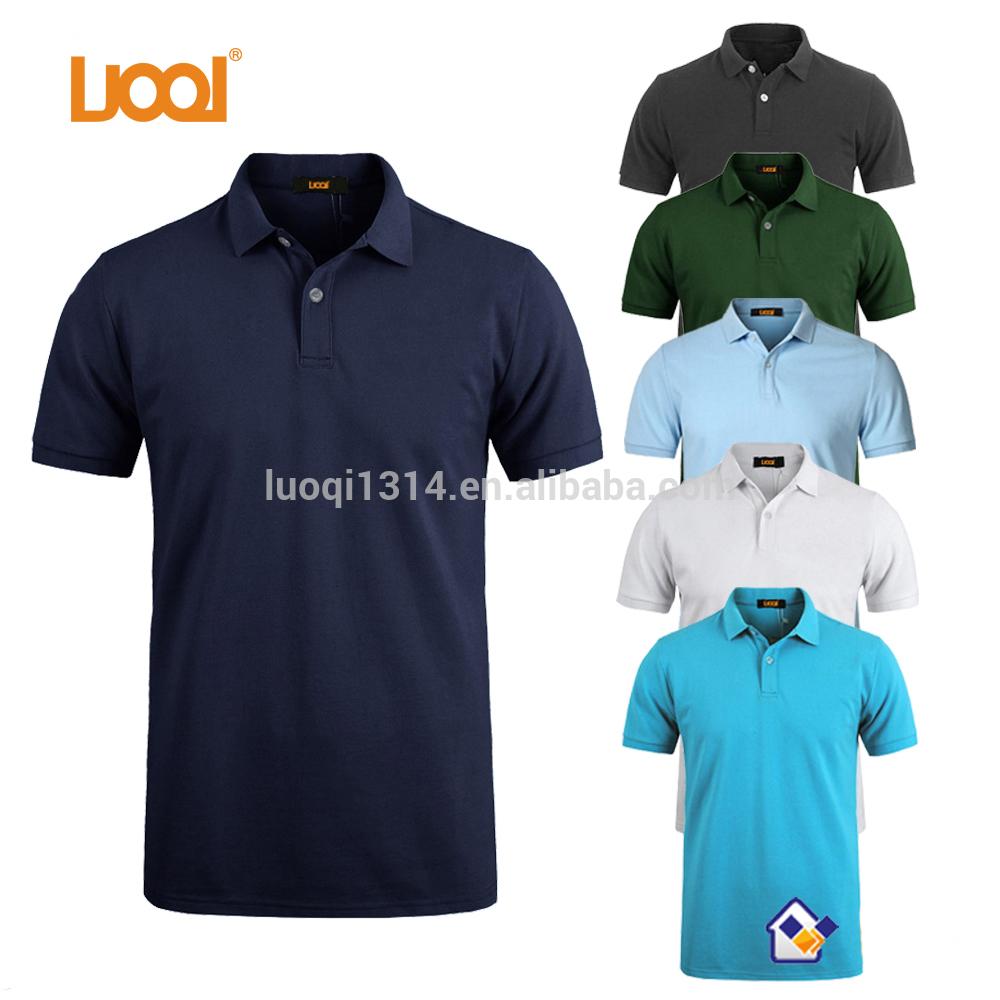 Softextile Cheap Us Polo T Shirts 100 Cotton 160 Gsm Plain Tshirt