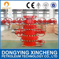 API wellhead assembly and oil well christmas tree