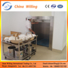 200kg Kitchen Food Lift Trolley Type Dumbwaiter Lift