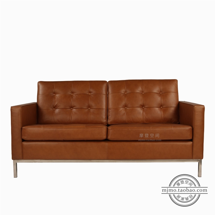 Get Quotations · 2 Designer Model Room Sofa Two Bits Florence Florence Sofa  Leather Sofa Cloth