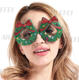 Christmas Christmas tree ring Christmas knot Blame modelling Party glasses