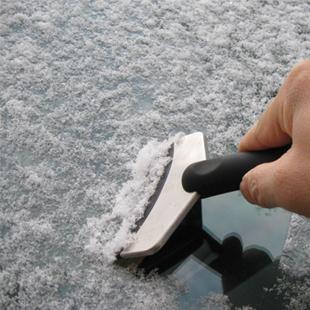 Автомобиль из нержавеющей стали подарочное издание снег лопатой