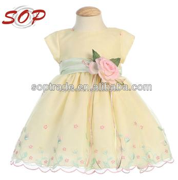 Kleider Design Mädchen Blume Kleider Kleid Tüll Kinder ...