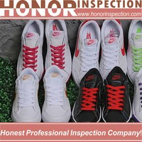 professional women' shoe shenzhen quality inspection service