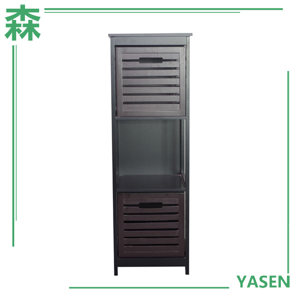 Yasen Houseware High Quality Home Furniture Vintage Wine Cabinet Neo-Classical Wooden Side Cabinet