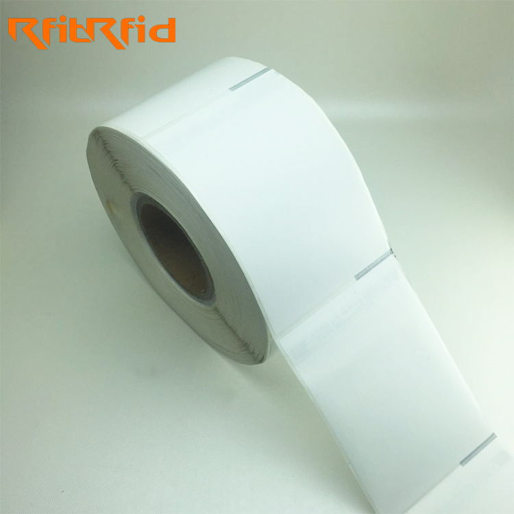 Ic/id Card Security & Protection 2000pcs Warehouse Uhf Rfid Adhesive Label Used For Logistics With A Long Standing Reputation