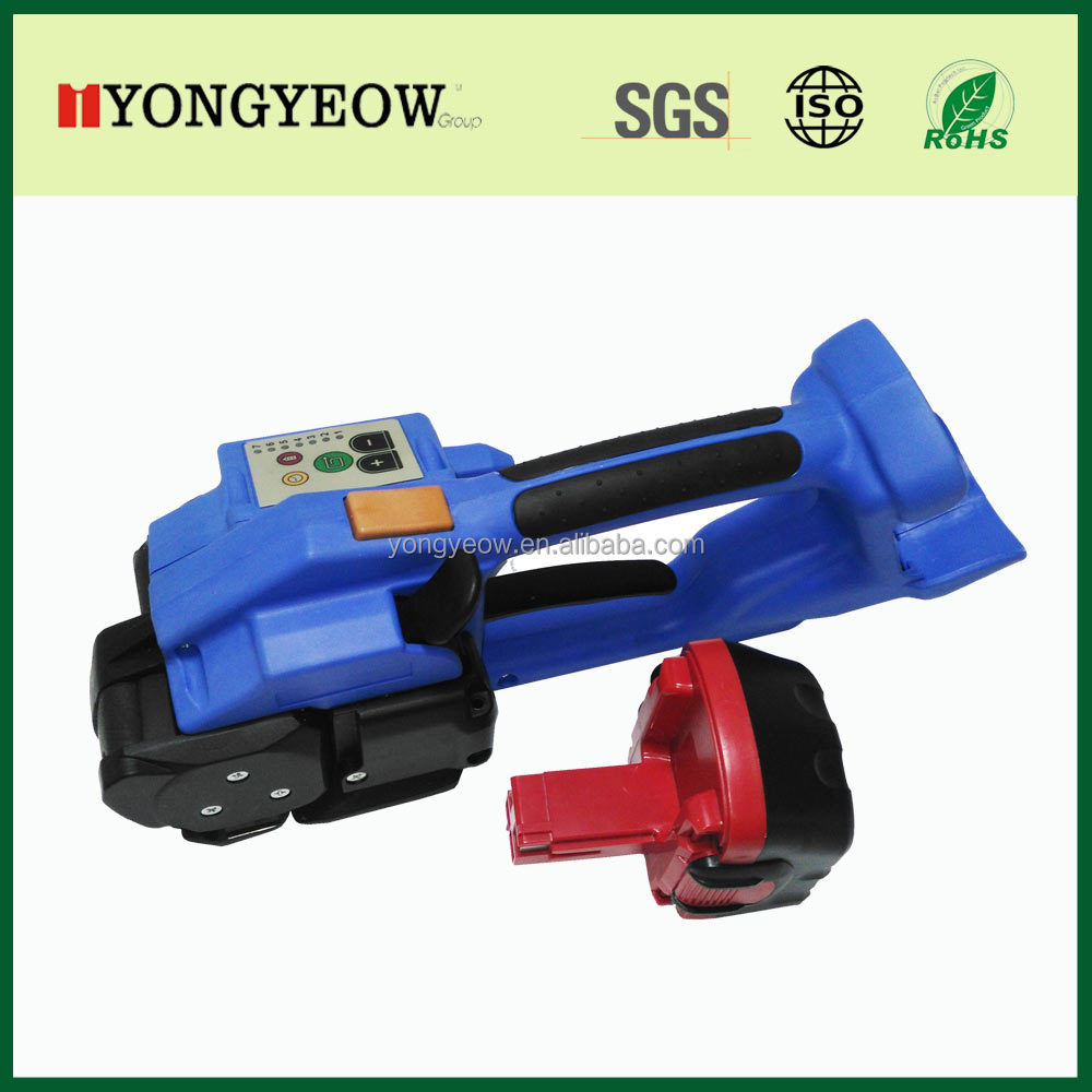 battery power PP PET strap packing tool electric strapping tool