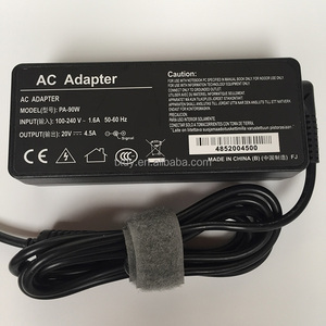 europe plug cheap high quality 20v 4.5a 90W notebook charger 7.9*5.5mm for lenovo
