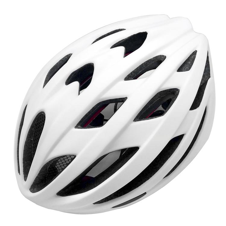 Fluorescent Green Road Racing Bike Helmet 12