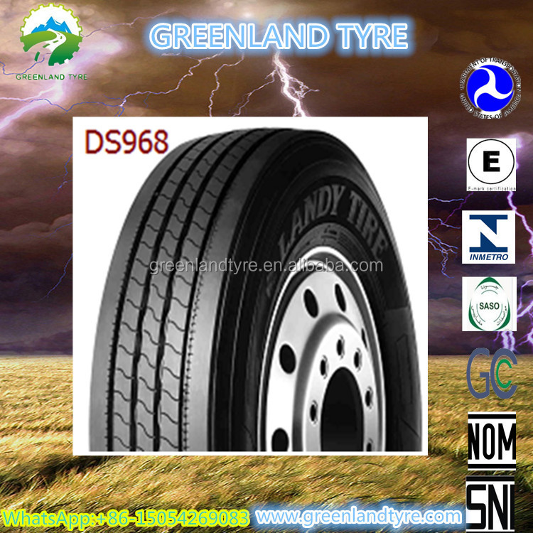 Hot sale new pattern radial truck tire china factory LANDY TIRE