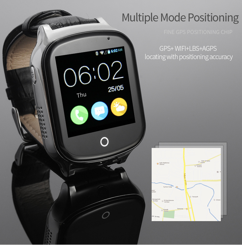 2018 New 3g Smart Gps Watch Kids Adult Tracker Android