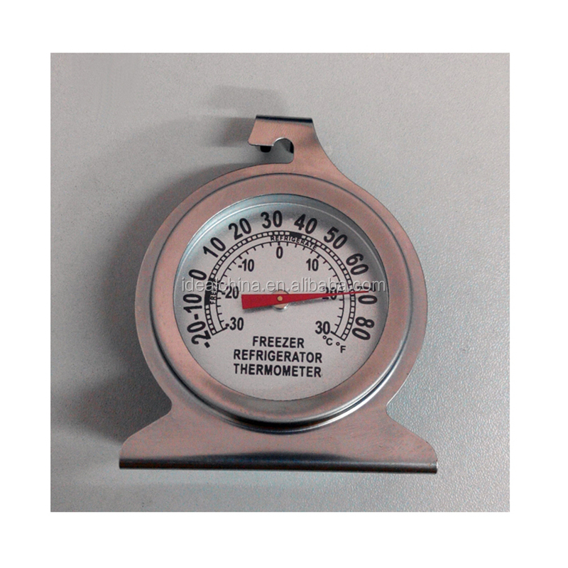 Refrigerator Thermometer Hygrometer