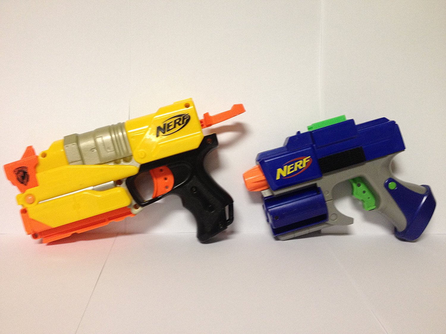 Miscellaneous Nerf Guns (Includes 10 guns)