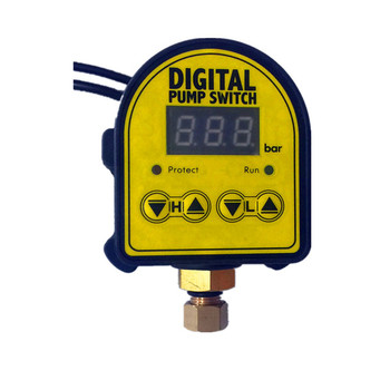 Digital Automatic Pressure Control Switch for Water Pump