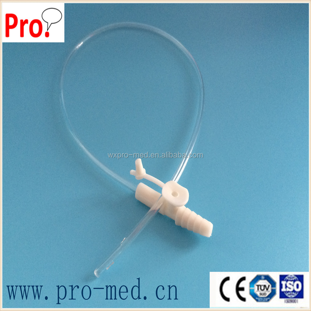 Disposable Suction Catheter Tube