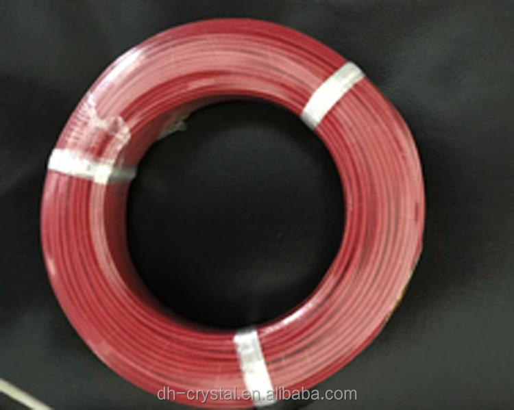 Silicone Rubber Heat Resistance Insulation Wire, Silicone Rubber ...