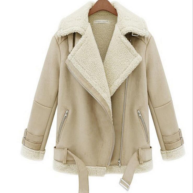 Sheepskin Coat Jacket Jacket To